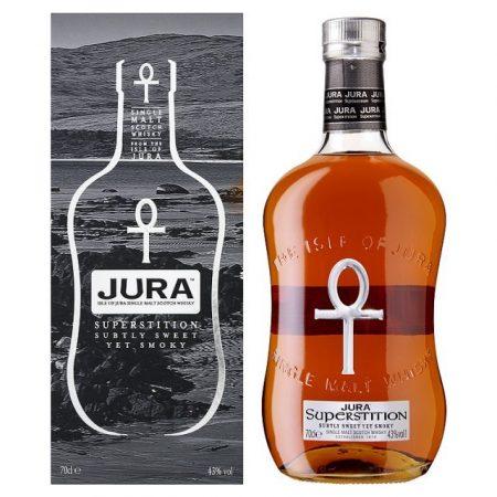 Lahev Isle of Jura Superstition 1l 43%