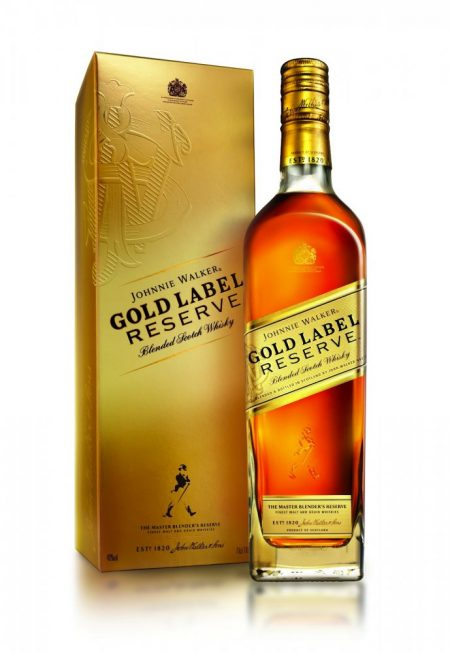 Lahev Johnnie Walker Gold Label Reserve 0,7l 40%