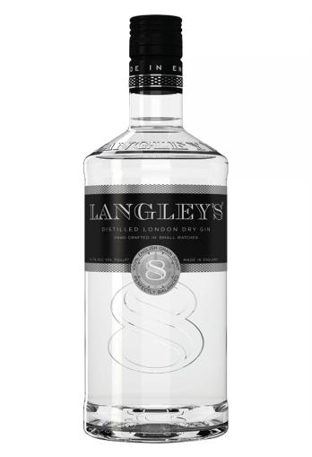 Lahev Langley's No. 8 Gin 0,7l 41,7%