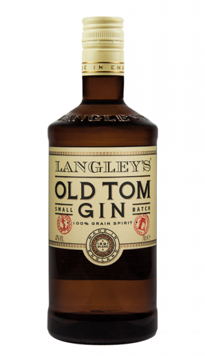 Lahev Langley's Old Tom Gin 0,7l 40%