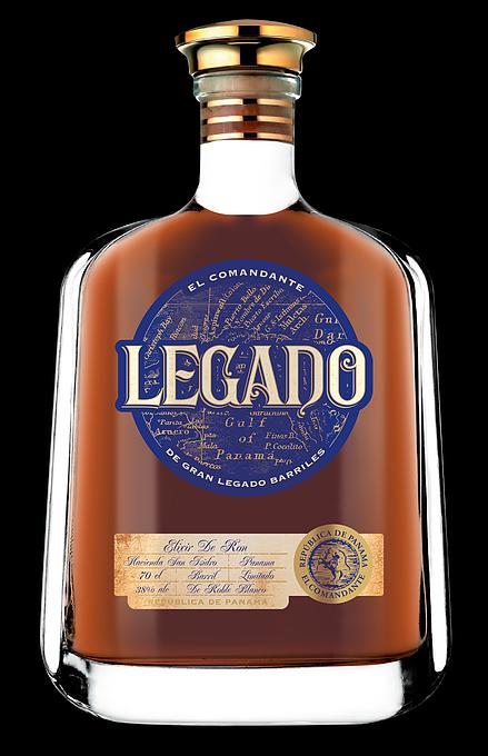 Lahev Legado Rum 0,7l 38%