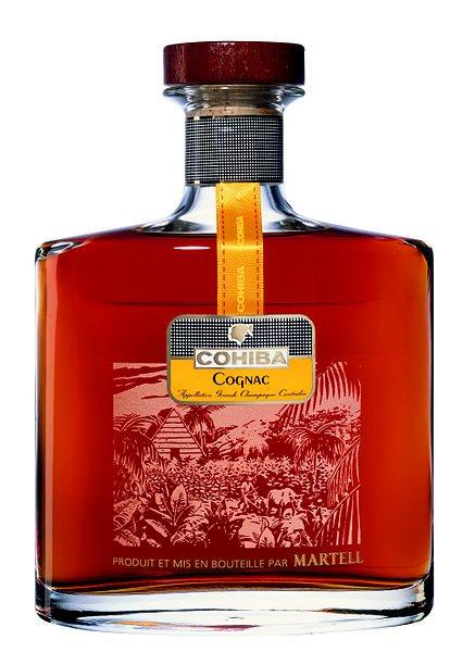 Lahev Martell Cohiba Prestige 0,7l 40%