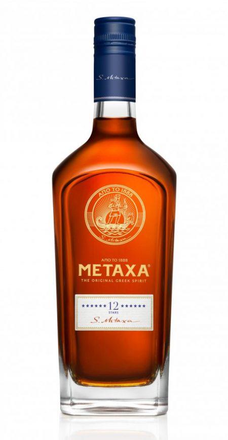 Lahev Metaxa 12* 0,7l 40% GB