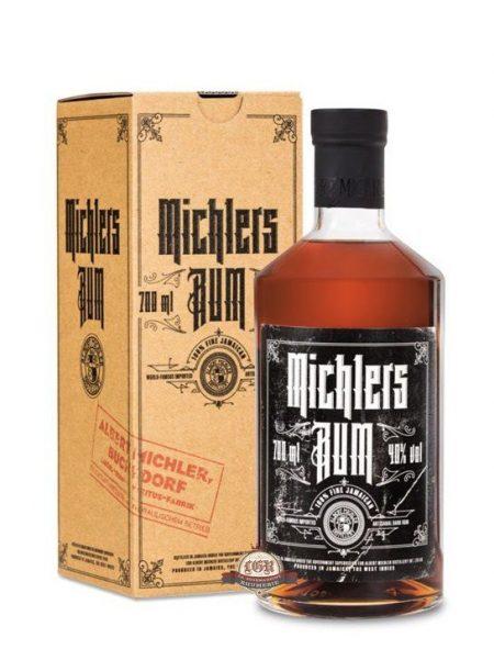 Lahev Michlers Jamaica Rum 0,7l 40% GB