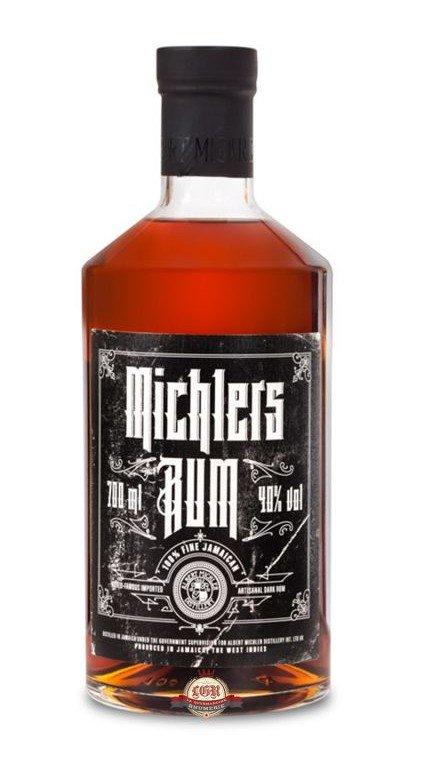 Lahev Michlers Jamaica Rum 0,7l 40%