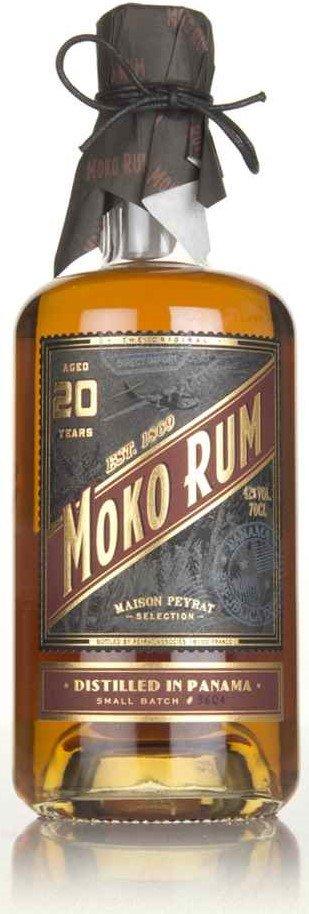 Lahev Moko Rum 20y 0,7l 42% GB