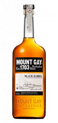 Lahev Mount Gay Black Barrel 0,7l 43%