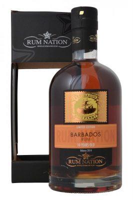 Lahev Nation Barbados 10y 0,7l 40%