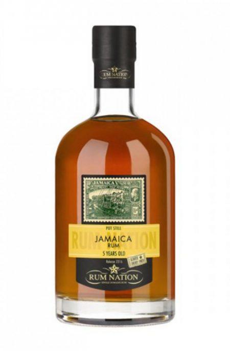 Lahev Nation Jamaika 5y 0,7l 50%