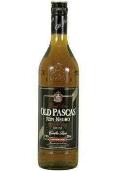Lahev Old Pascas Dark Rum 0,7l 37,5%