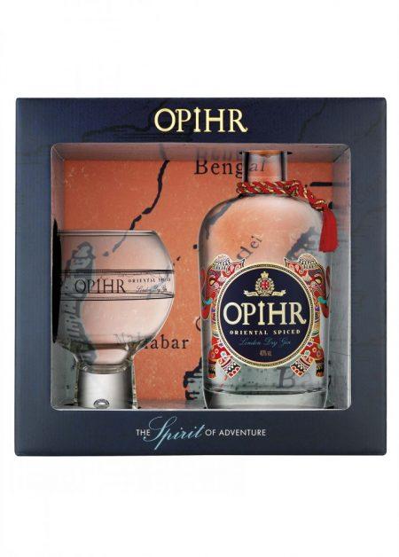 Lahev Opihr Oriental Spiced Gin 0,7l 42,5% + 1x sklo GB
