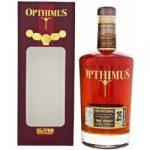 Lahev Opthimus 25y 0,7l 43% GB