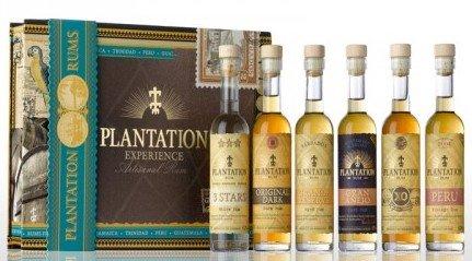 Lahev Plantation set 6×0,1l 42%