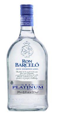 Lahev Ron Barceló Gran Platinum 0,7l 37,5%
