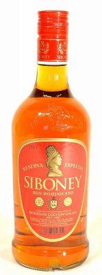 Lahev Ron Siboney Reserva 0,7l 37,5%