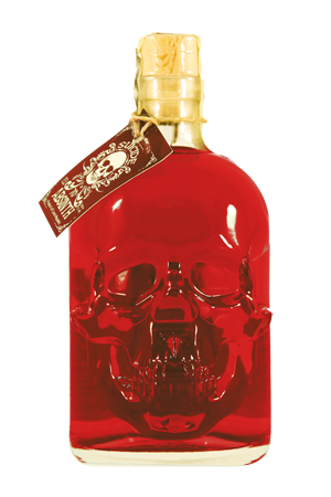 Lahev Suicide Absinth Red Chilli 0,5l 70%