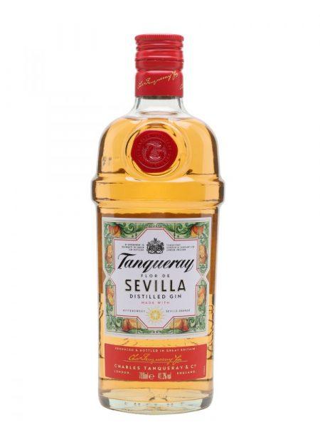 Lahev Tanqueray Flor de Sevilla 0,7l 41,3%