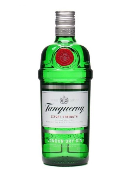 Lahev Tanqueray Gin Traditional 1l 47,3%