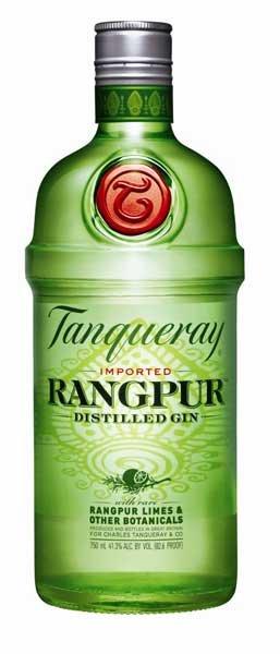 Lahev Tanqueray Rangpur 0,7l 41,3%