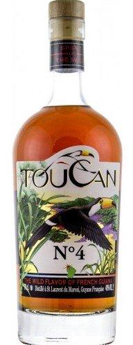 Lahev Toucan N°4 0,7l 40% L.E.