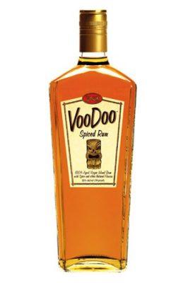 Lahev VooDoo Spiced rum 0,7l 35%